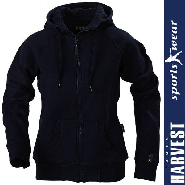 Ladies Hoodie -dark navy - Harvest - SALE -