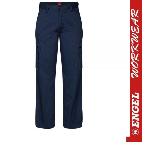 Multifunktionshose - STANDARD-255-680 - ENGEL Workwear-marine