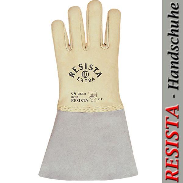 Schweisserhandschuhe RESISTA-EXTRA - mit langer Stulpe - 3780