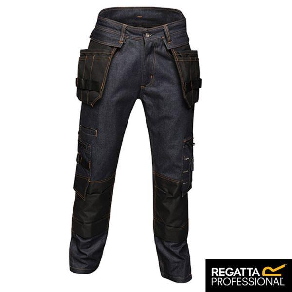 DARK DENIM, Arbeitshosen, Regatta Tactical workwear, REG374R