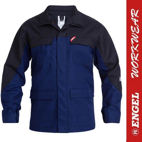 Safety + Multinorm - Jacke - ENGEL Workwear - 1234-marine-schwarz