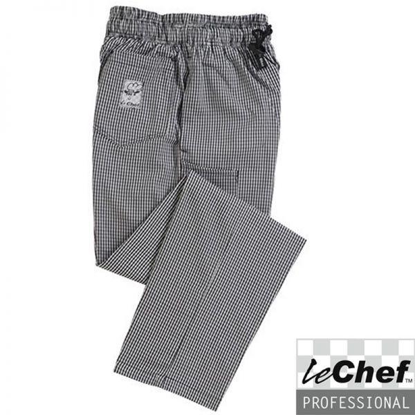 Professional Trousers - Kochhosen - LE CHEF - LF054