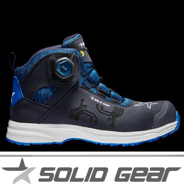Nautilus - Solid Gear S3 - Sicherheitsschuh halbhoch - SG61002
