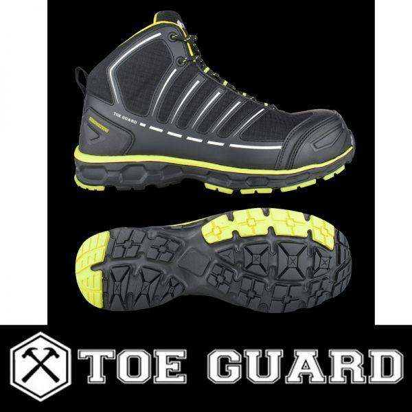 Toe Guard JUMPER - S3 Sicherheitsschuh halbhoch-