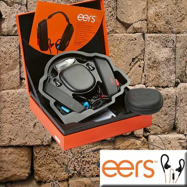 In-Ear-Monitor (Kopfhörer) mit Sprechmikrofon EERS SELF-FIT Art. 75850