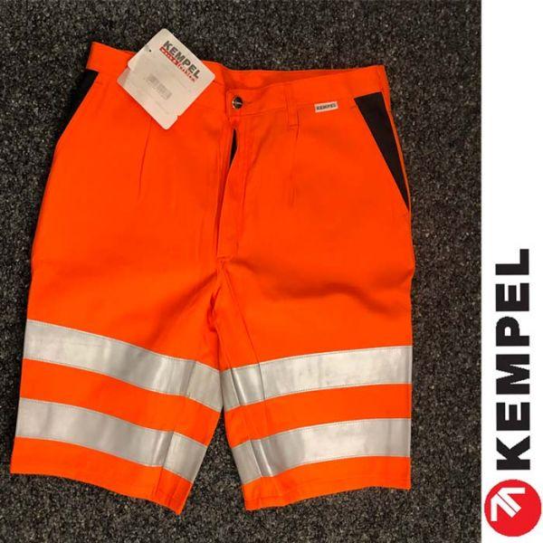 Warnschutz - Shorts - orange - 7047
