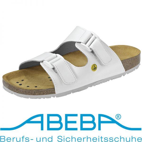 Arbeitsclog - ABEBA 4080 - weiss