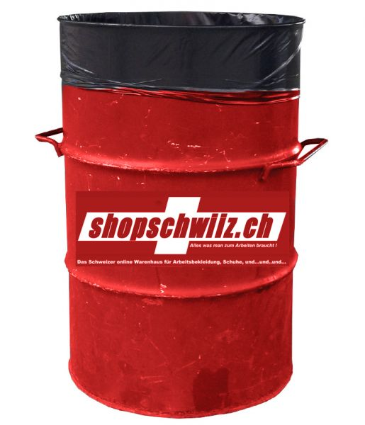 Fass-Abfallsäcke 240 liter LDPE 50 Stck.