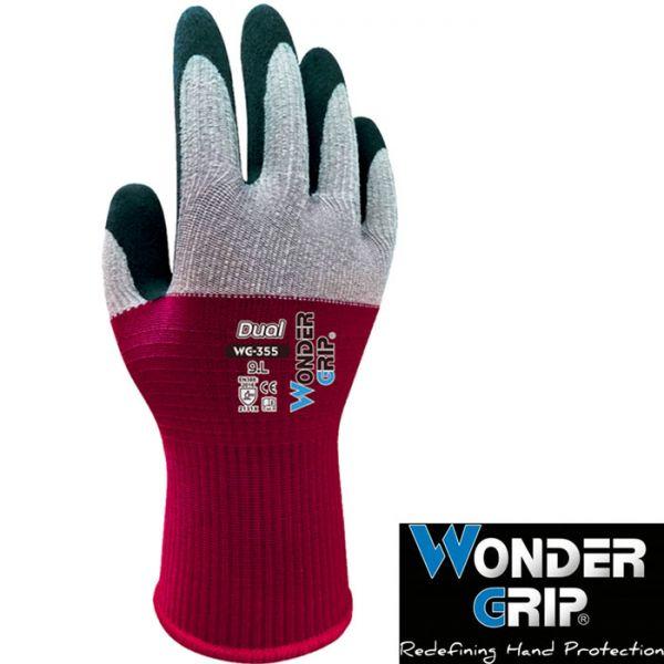 Wonder Grip Dual - (WG-355) atmungsaktiver Handschuh