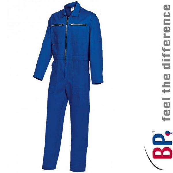 Arbeitsoverall - Kombi - Königsblau -100% Baumwolle - BP Workwear
