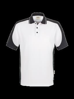HAKRO No 839, CONTRAST Performance Polo Shirt