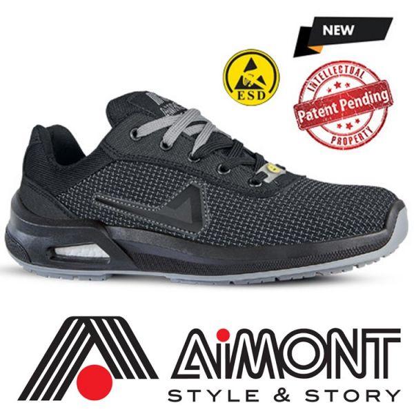 Aimont Sicherheitsschuhe ULTRA S3 SRC ESD Arbeitsschuhe Berufsschuhe Schuhe