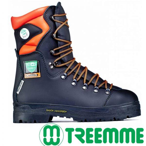 TREEMME Schnittschutz - Forststiefel KFW- 91202