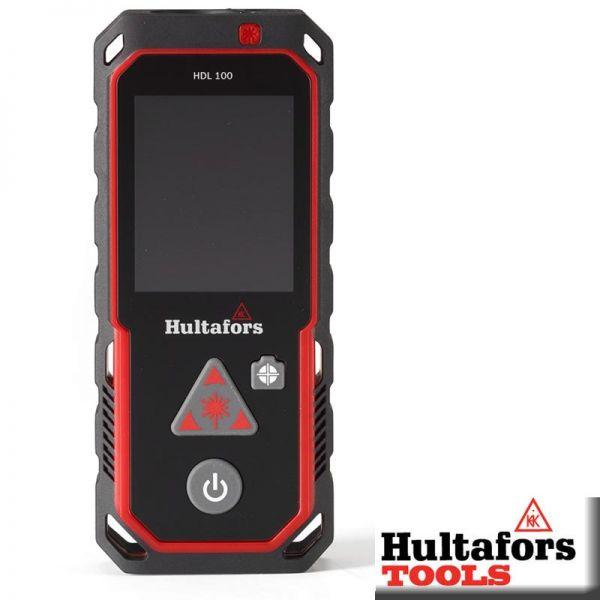 Laser - Entfernungsmesser HDL 100 - HULTAFORS - 409150