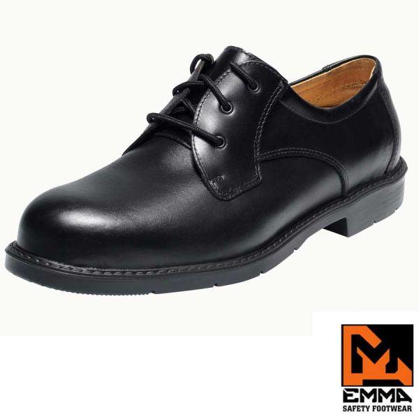 Business Sicherheitsschuh S3 - EMMA Treviso - schwarz - MM105092