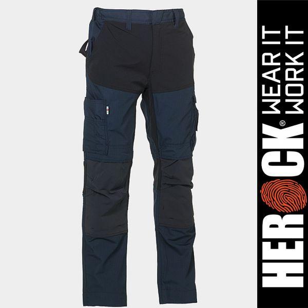 HECTOR Arbeitshosen-NAVY-schwarz, HEROCK Workwear, 23MTR1803