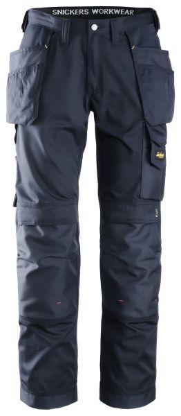 Snickers Workwear, 3211 Arbeitshose mit Holstertaschen, CoolTwill