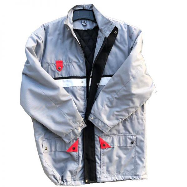 Winterparka - KEMPEL Workwear - grau - 1101-SALE