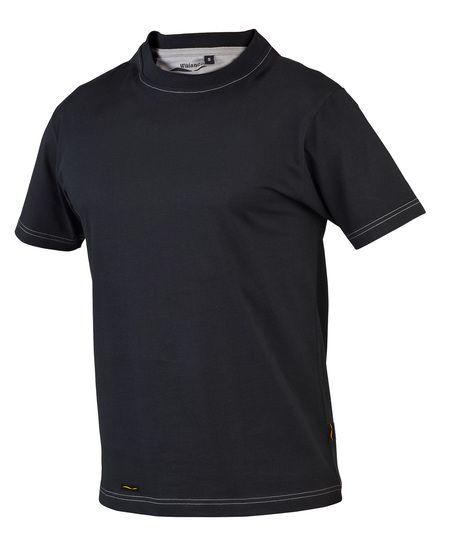 T-Shirt , Classic, rundhals, WIKLAND, 1480