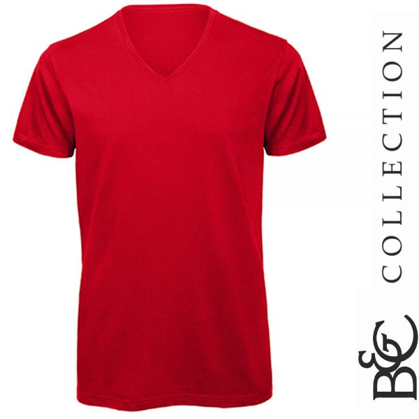 V-T-Sirt - Inspire - B&C Collections - BCTM044-rot