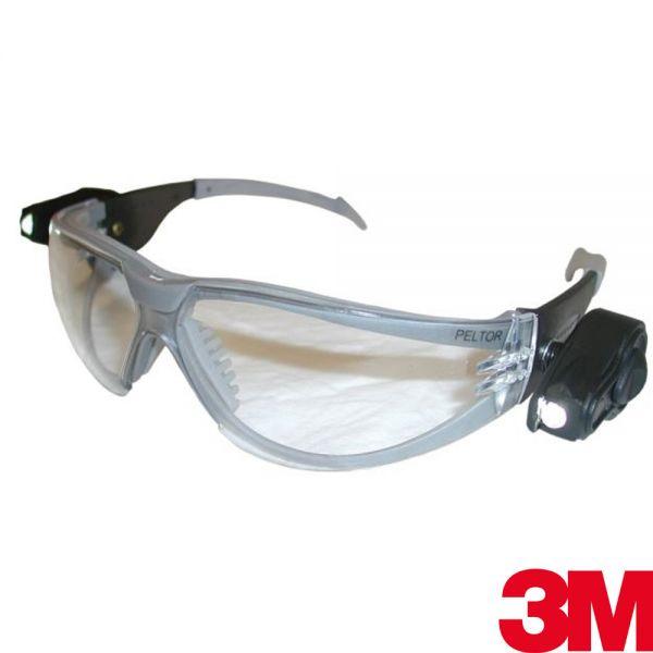 LED Light Vision Schutzbrille von 3M - 14965