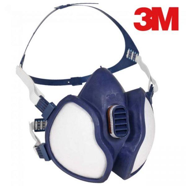 Atemschutzmaske (3M_4279) gegen Gase, Dämpfe und Partikel, FFABEK1P_3RD