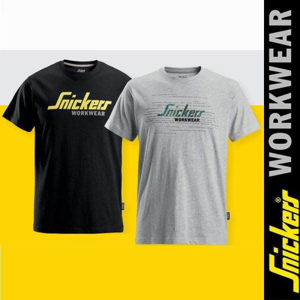 SNICKERS T-Shirts - PROMO doppelpack