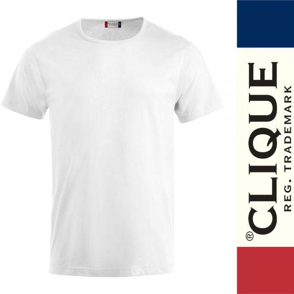 Fashion-T-Shirt, Clique - 029324-weiss