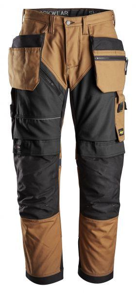 SnIckers Workwear, 6202 RuffWork Arbeitshose+, m. Holstertaschen