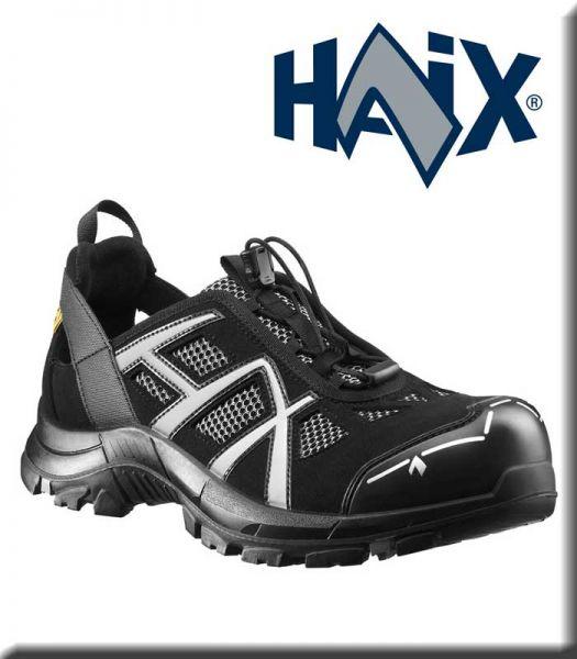 HAIX BLACK EAGLE SAFETY 61 LOW BLACK/SILVER, 610005