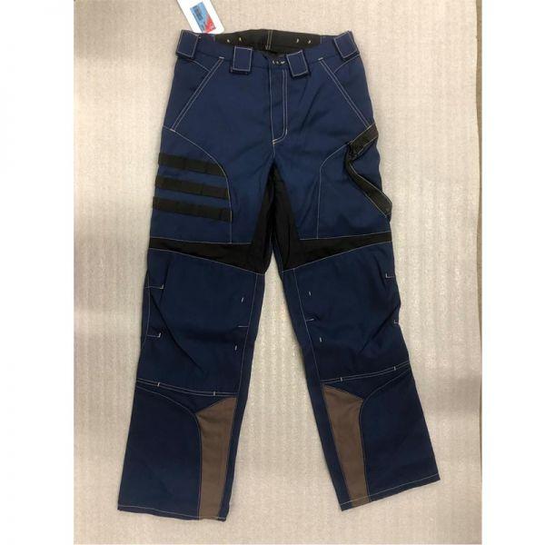 Make Move, blau, Bundhose,Kempel Workwear 8080