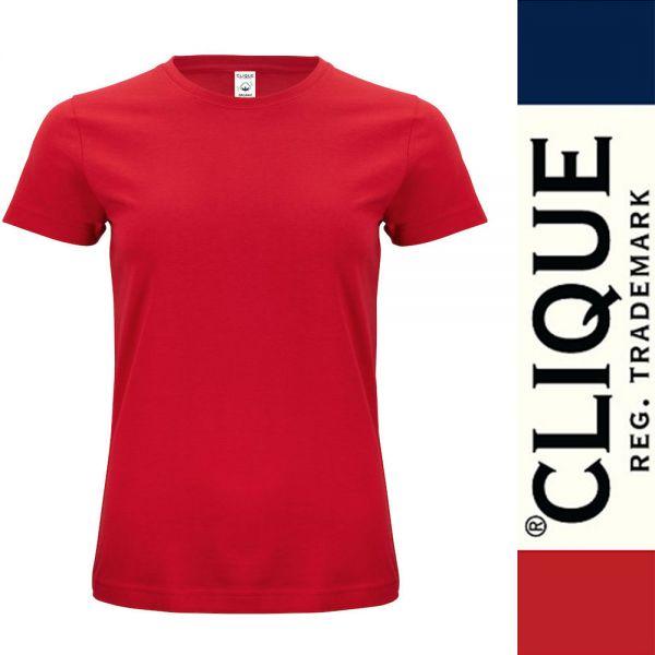 Classic OC - T-Shirt Ladies - 100% Bio Baumwolle - CLIQUE - 029365