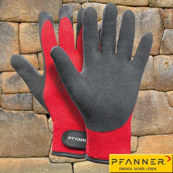 Pfanner Stretchflex ICE Grip Winter-Handschuh, 1102241