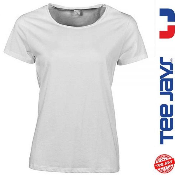 Damen Raw Edge T-Shirt - TEE-JAYS - TJ5061