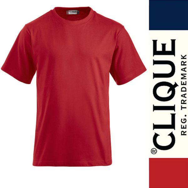 Classic-T-Shirt weiter Schnitt, Clique - 029320
