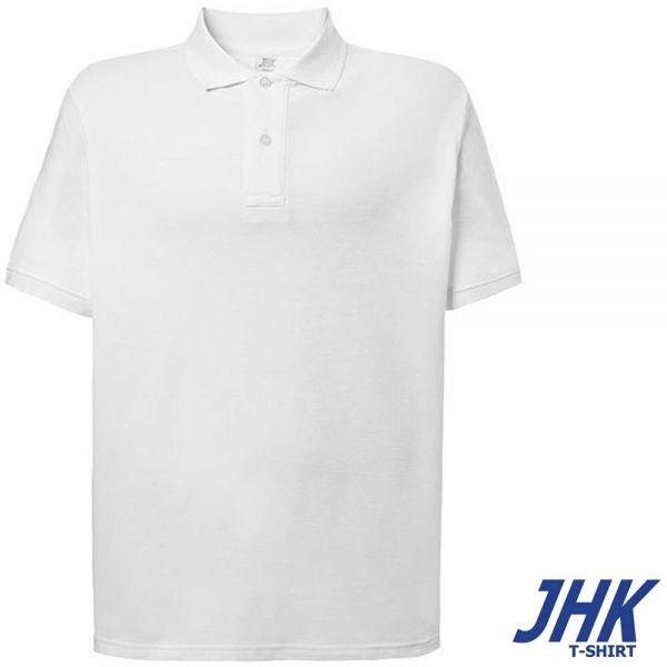 Herren Poloshirt Regular - Piqué - JHK510