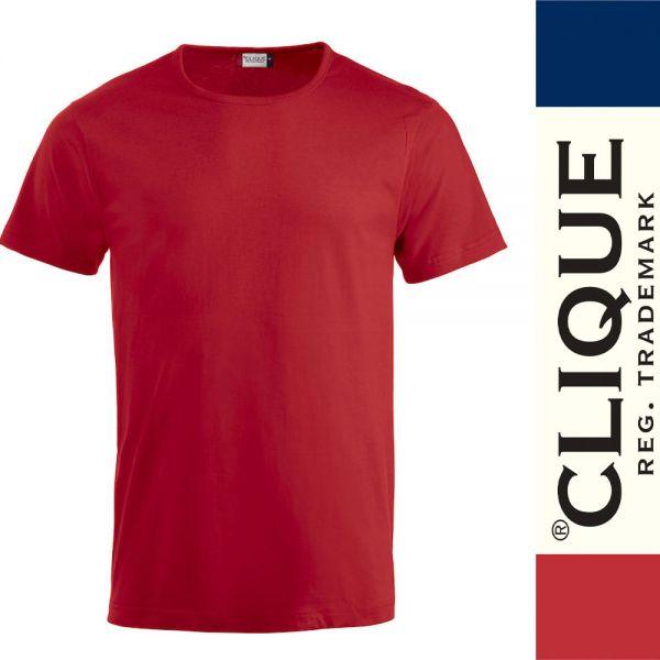 Fashion-T-Shirt, Clique - 029324-rot