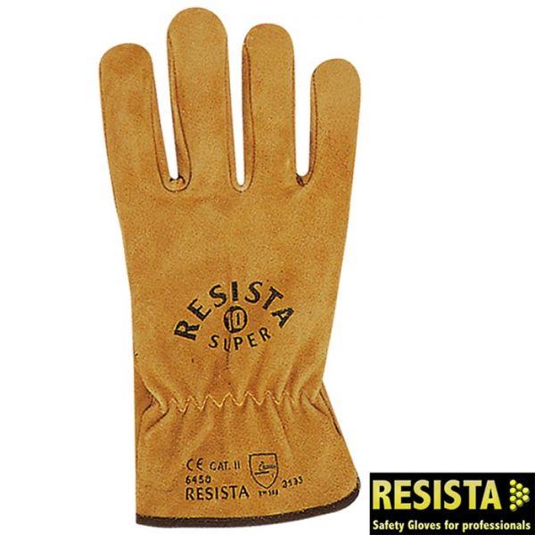 RESISTA-SUPER Schutzhandschuhe, Rindsnarbenleder