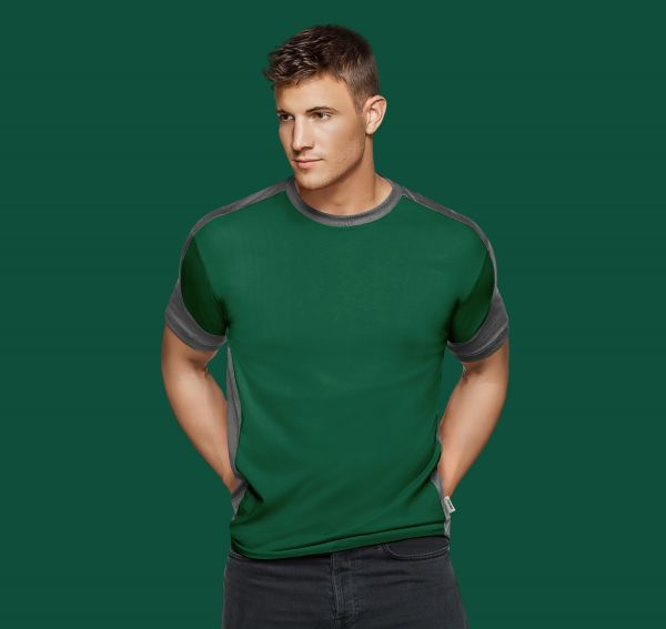 № 290 T-SHIRT CONTRAST PERFORMANCE HAKRO,