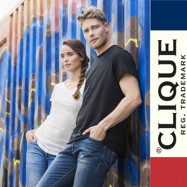 Derby-T, T-Shirt, Clique - 029342