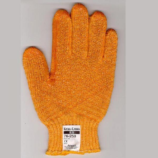 Schnittschutzhandschuh aus KEVLAR mit griffiger Beschichtung - SALE