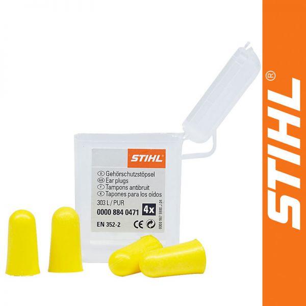 Gehörschutzstöpsel mit praktischer Multibox - STIHL- 00008840476