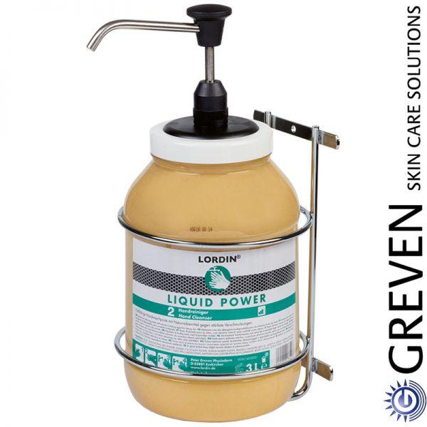 Behälter 3 L GREVEN LORDIN LIQUID POWER-92215