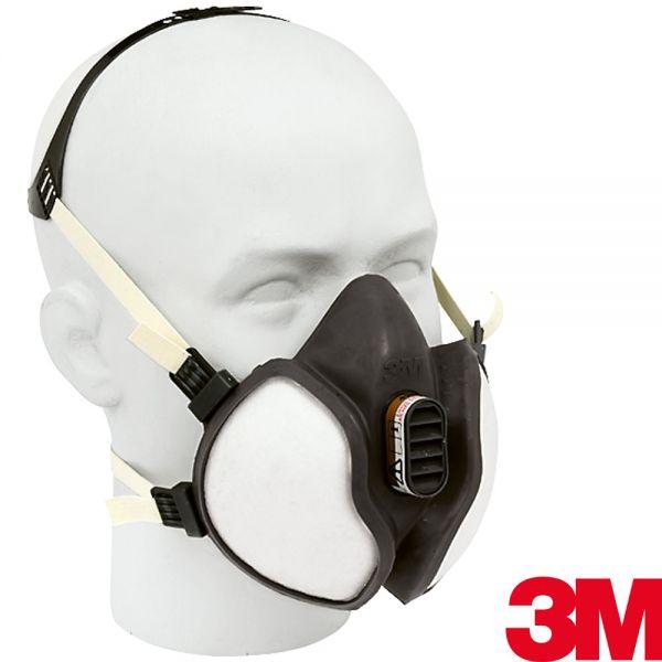 Atemschutzmaske 3M (4251) Filterklasse A1P2 - 85900