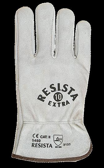 RESISTA - EXTRA (5450) Rindsspaltlederhandschuh