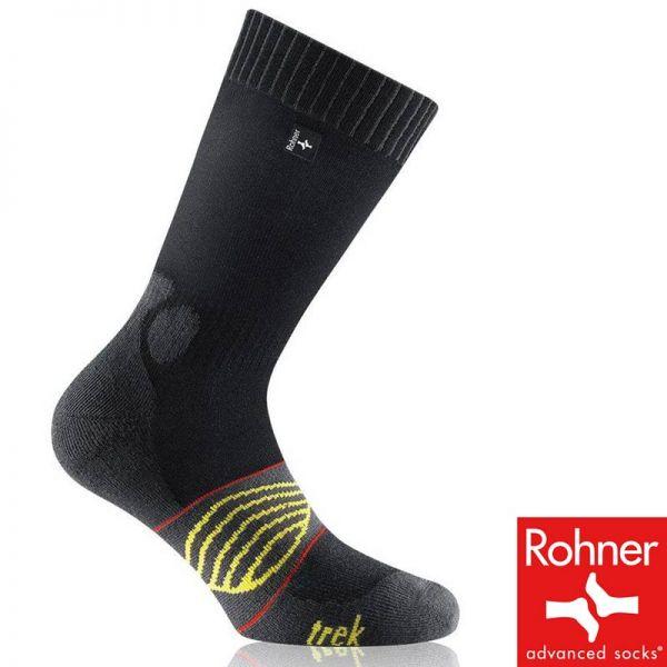 ROHNER trek-powerTrekkingsocken, schwarz, 622121009