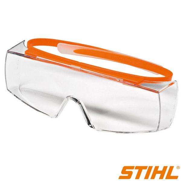 STIHL Schutzbrille Super OTG, auch für Brillenträger-00008840340