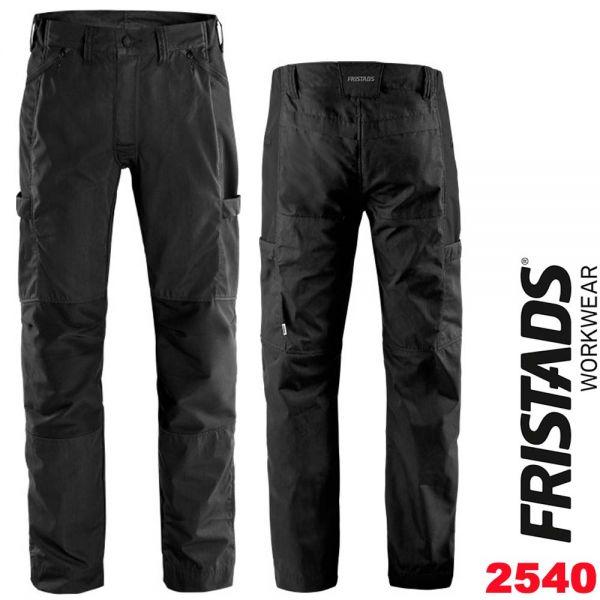 Allrounder Stretch-Hose 2540 LWR-FRISTADS- 130804-schwarz