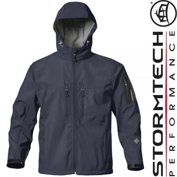 Epsilon H2Xtreme™ Shell-Jacke-STORMTECH-ST17-navyblau