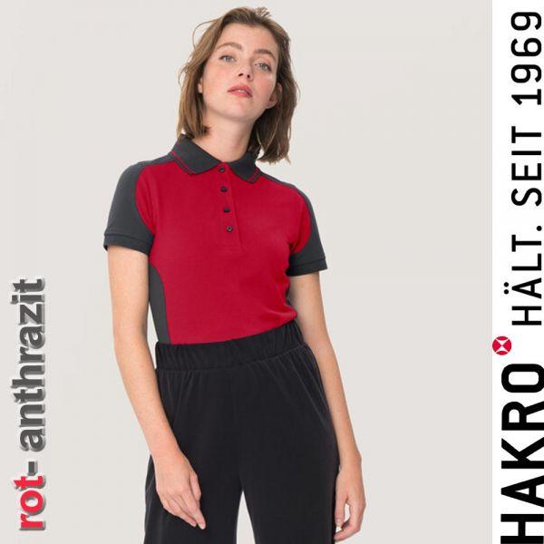 NO. 239 Hakro Damen Poloshirt Contrast Performance Mikralinar